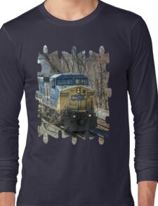 train Long Sleeve T-Shirt