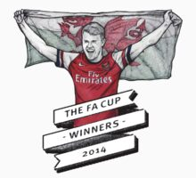 Ramsey FA cup winners T-Shirt
