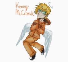 Kenny McCormick Angel by ThatDarkWolf