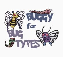 Buggy for Bug Types by thegamingmuse