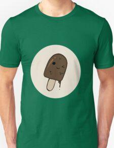 Chocolate Popsicle Unisex T-Shirt