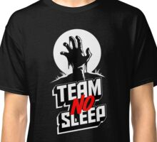 Insomniac Team No Sleep Zombie Hand Classic T-Shirt