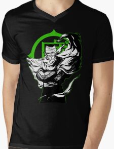 Super Saiyan Piccolo - RB00009 Mens V-Neck T-Shirt