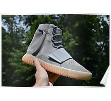 Yeezy 750 Boost Poster