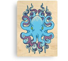 Twisted Tentacles Canvas Print