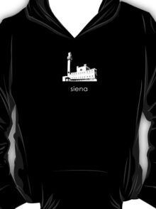 Siena - Minimalist T-Shirt (dark colors only) T-Shirt