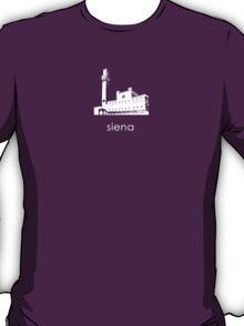 Siena - Minimalist T-Shirt (dark colors only) T-Shirt