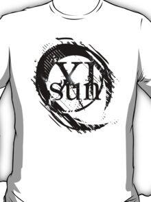 Eleventh Sun - White T-shirt  T-Shirt