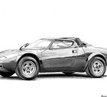 Lancia Stratos by Swenson750