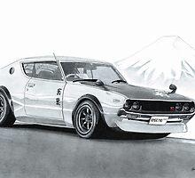 Kenmeri Skyline GT-R by Swenson750