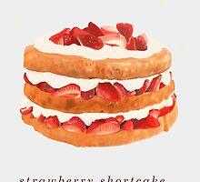 Strawberry Shortcake by schewy