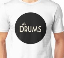 The Drums logo  Unisex T-Shirt