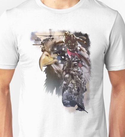 Air Force Combat Commandos Unisex T-Shirt