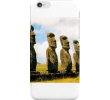 Easter Island, Chile iPhone Case/Skin