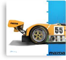 Mazda 787b Metal Print