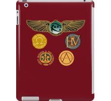 Rick Riordan's Logos iPad Case/Skin
