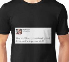 Markiplier tweet #1 Unisex T-Shirt