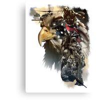 Air Force Combat Commandos Canvas Print