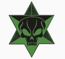 Lone Skull Comics Logo2 by Tiduk