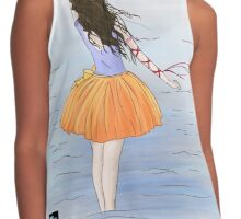 Dancing In the Sea Contrast Tank