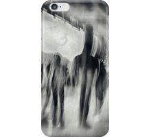 Rush Hour Grunge iPhone Case/Skin