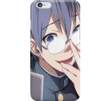 Morishige iPhone Case/Skin