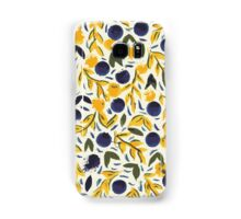 Dots Dots Leaves Leaves Samsung Galaxy Case/Skin