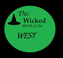 Wicked Witch of the West by jckgirl