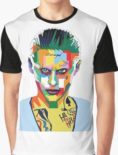 jared leto of joker Graphic T-Shirt