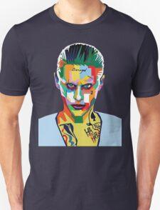 jared leto of joker Unisex T-Shirt