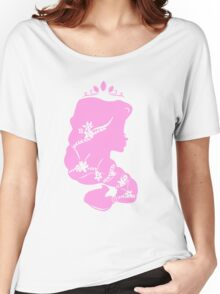 The Girl with the Magic Hair Women's Relaxed Fit T-Shirt