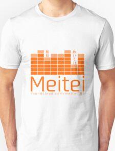 Meitei Logo Orange T-Shirt