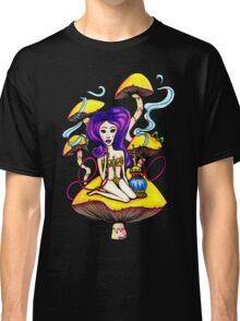 Hookah Girl Classic T-Shirt