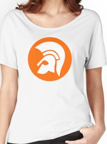 TROJAN RECORDS GIFT LOGO Women's Relaxed Fit T-Shirt