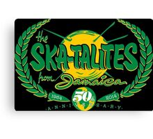 THE SKATALITES FROM JAMAICA Canvas Print