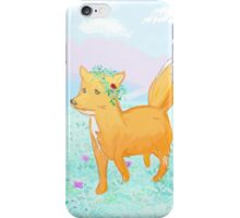 Fox On a Journey iPhone Case/Skin