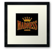 MADNESS FROM LONDON Framed Print