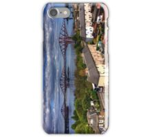 Bridge and Town iPhone Case/Skin