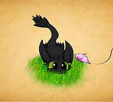 Toothless by Meow-Baby3