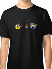 Bird and Squirrel Classic T-Shirt