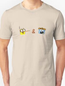 Bird and Squirrel T-Shirt