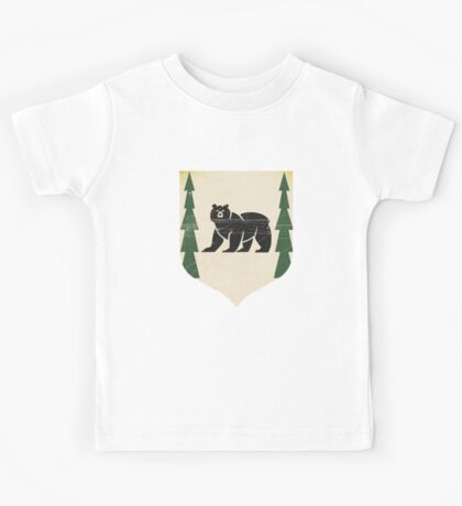 Bear Island  Kids Tee