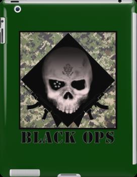 BLACK OPS by Randall Robinson