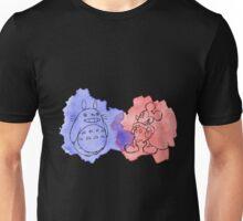 watercolour totoro Unisex T-Shirt