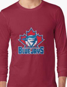 Toronto_Blue_Jays_Logo_ Long Sleeve T-Shirt