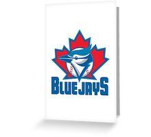 Toronto_Blue_Jays_Logo_ Greeting Card