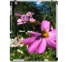 Tall spring Cosmos iPad Case/Skin