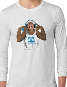 Audio Monkey Long Sleeve T-Shirt