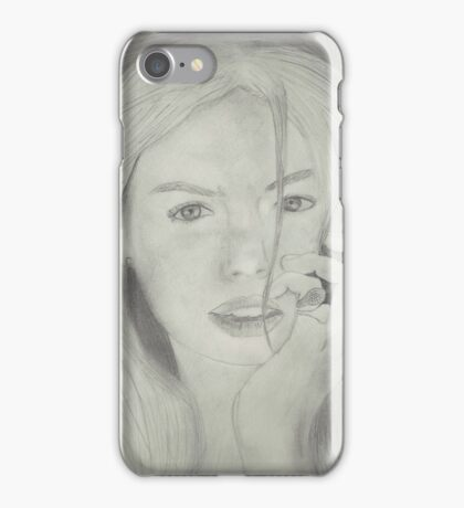 Portrait iPhone Case/Skin