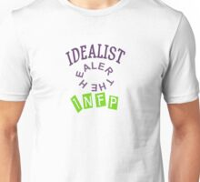 INFP Idealist personality type Unisex T-Shirt